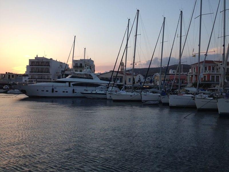 Tinos Port